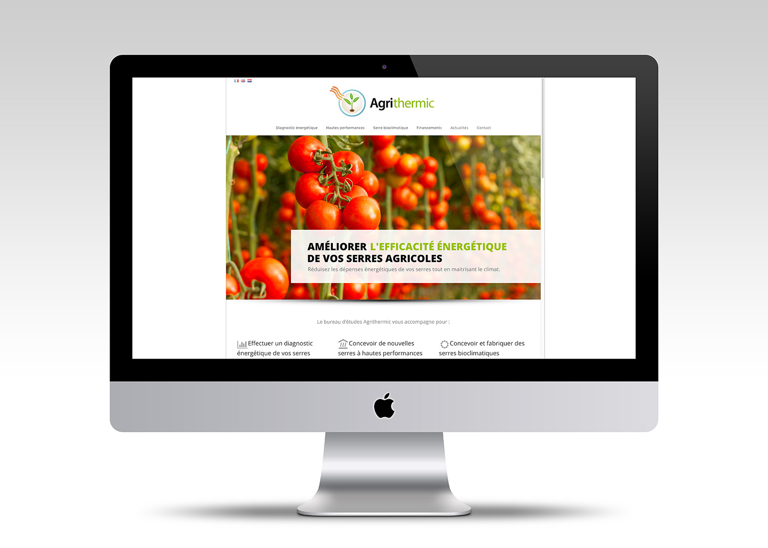 site web agrithermic agriculture
